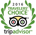 Travelers' Choice 2016